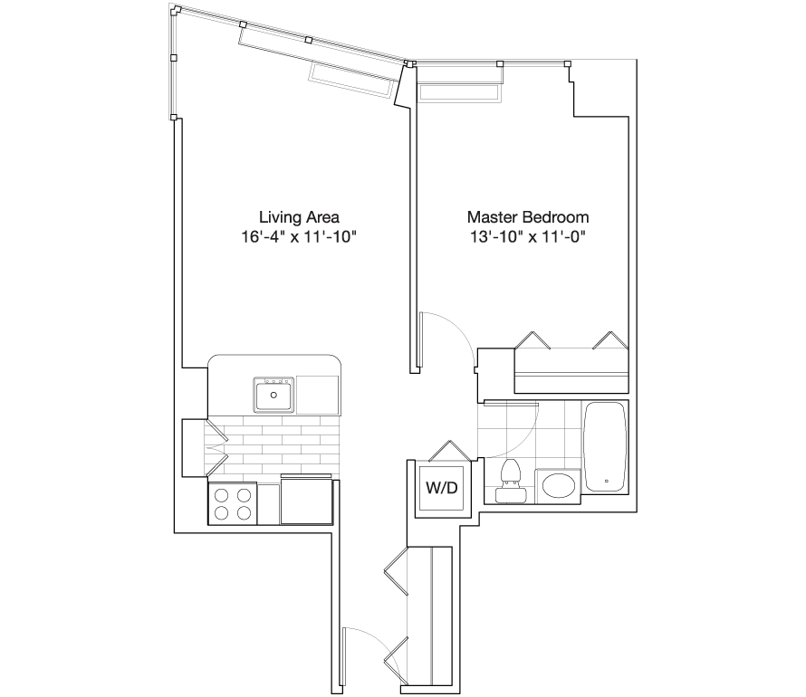 Learn more about Residence D, Floors 48-59