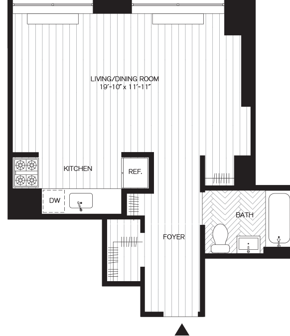 Learn more about Residence E, Floors 4-6