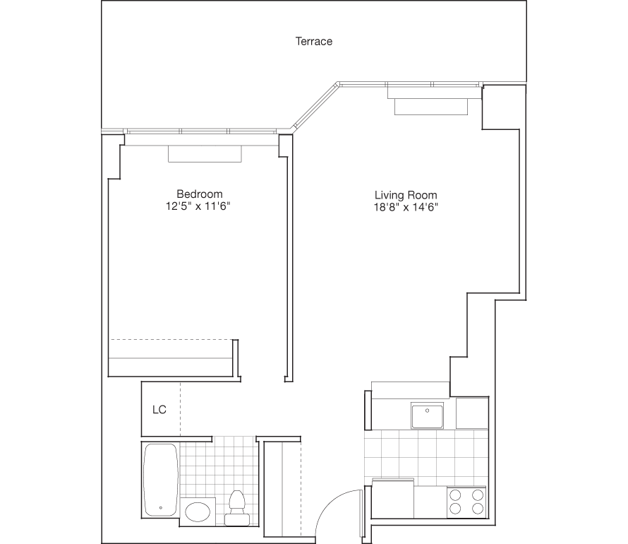 Learn more about Residence H, Floor 8