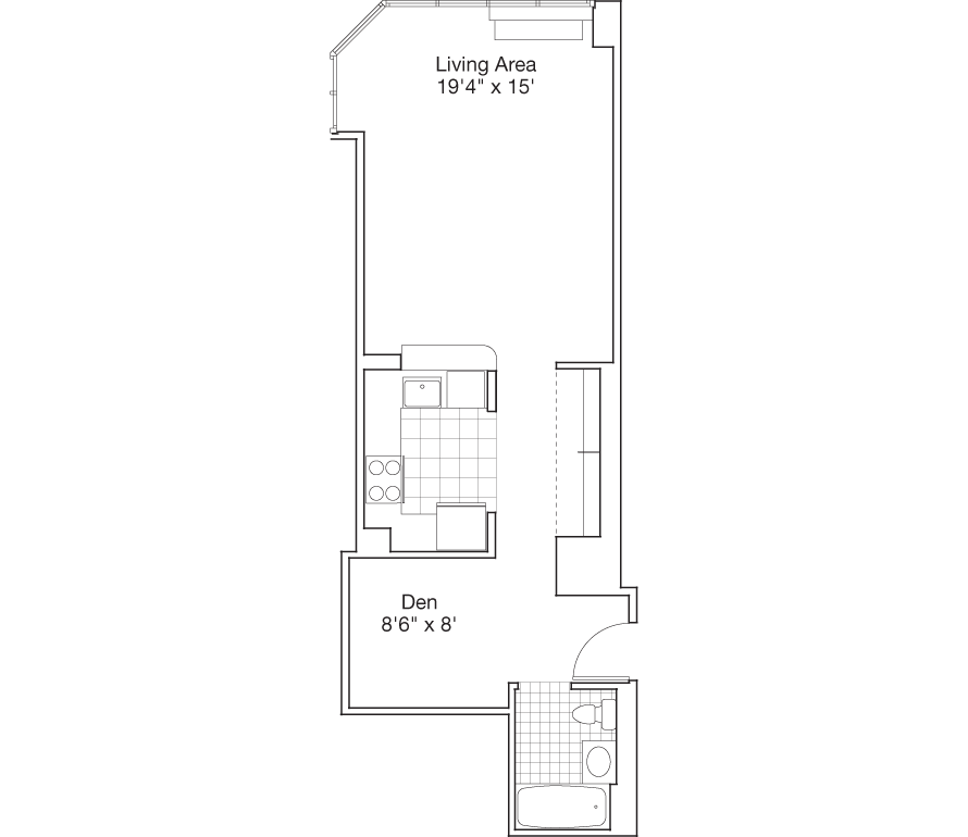 Learn more about Residence N, Floors 4-7